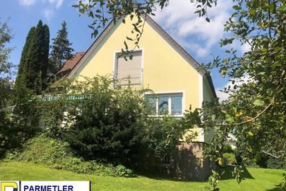 Haus mit Garten und Flair