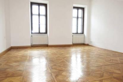 Unmittelbare Nähe zur Karl-Franzens-Universität und Stadtpark: gepflegte 4 Zimmer-Altbauwohnung