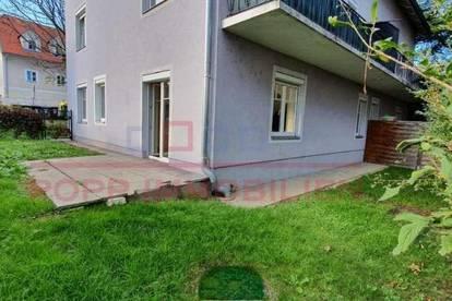 Hübsche, gemütliche 2-Zimmerwohnung nahe Hauptplatz Andritz mit GARTEN