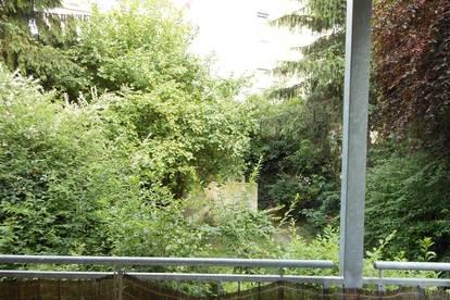 Hübsche, helle Kleinwohnung im Zentrum - ruhig gelegen mit Balkon!