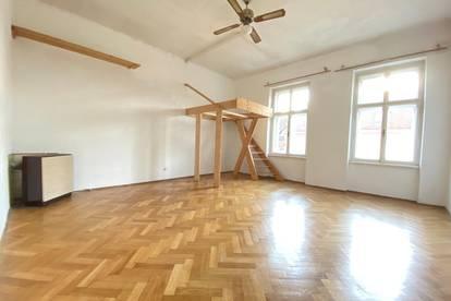 Gepflegte, WG-taugliche 2 Zimmerwohnung in Top Uninähe (KFU, TU, KUG)