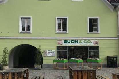 schöne 3 Zimmer Altbauwohnung am Hauptplatz von Frohnleiten PROVISIONSFREI