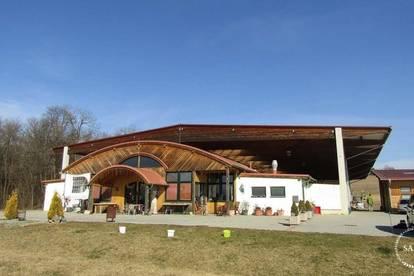 Reitsport- und Freizeitanlage mit 53 ha Grund