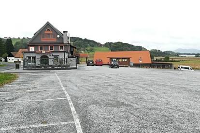 Gastronomiebetrieb/ Disco mit 5.400 m² Industriegrund zu verkaufen