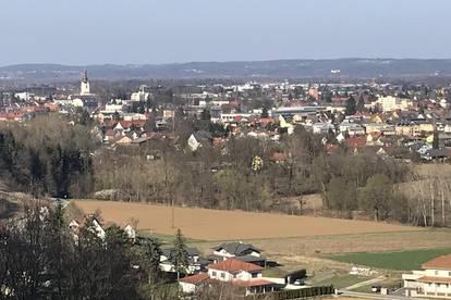 BAUGRUND am Seggauberg bei Leibnitz 1230 m² (Alle Anschlüsse)