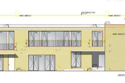 Baubewilligtes Projekt mit 4 Wohnungen (Umfassende Sanierung) mit Förderungszusage im Bezirk Gries!