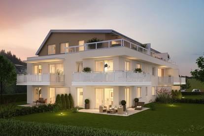 Erstbezug - Neubau!! Sehr schöne 2 Zimmer Gartenwohnung in Seekirchen/Waldbrechting