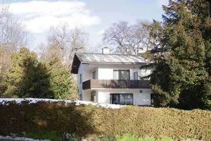 Reizvolles Einfamilienhaus in Seenähe