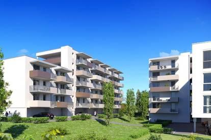 BT02 - GRÜNESWOHNEN | Eigentums- und Anlegerwohnungen