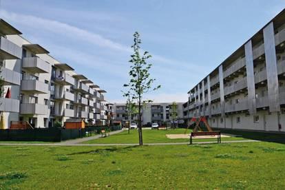 2-Zimmer   Gartenwohnung  Südausrichtung   Ulmenhof   ab 01.04.2020