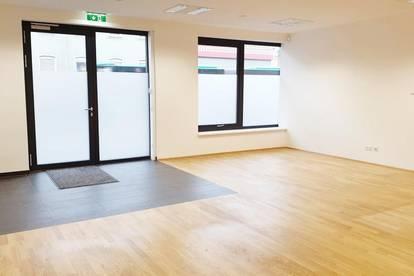 124m² Büro in gut frequentierter Lage - provisionsfrei zu vermieten