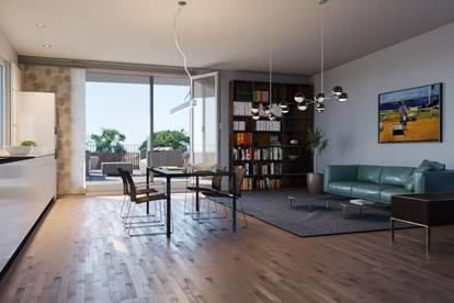 2-Zimmer | ERSTBEZUG | PROVISIONSFREI | 25m² Süd-Ost-Balkon | ab 01.05.2020