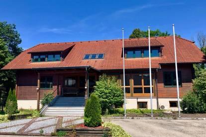 Blockhaus in Regau