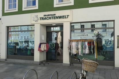 Beste Zentrumslage: Bekannte Geschäftsfläche am Hauptplatz in Ried