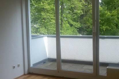 Wohnen am alten Stadtpark in Ried - interessante 2-Zimmer-Maisonettewohnung mit großer Terrasse