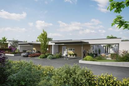 Doppelhaus/Bungalow - ökologische Bauweise - Erstbezug 2021 - barrierefrei - Haus 8
