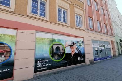 Eine neue Geschäftsfläche in bester Zentrumslage in Ried