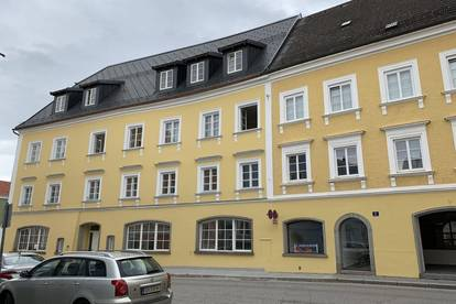 GELEGENHEIT: Top Neubauwohnung mit möblierter Küche und TG-Abstellplatz in Zentrumslage Schärding