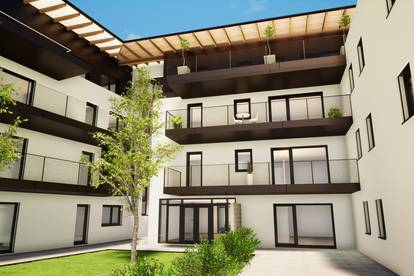 Erstbezug Eigentumswohnungen, barrierefreie, moderne Generationenwohnungen in ländlicher Lage