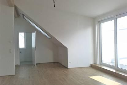 ERSTBEZUG: Keine alltägliche Eigentumswohnung mit Dachterrasse mitten in Schärding