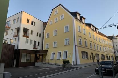 Repräsentatives Büro in der Schärdinger Innenstadt, ERSTBEZUG 1. Obergeschoss mit Lift