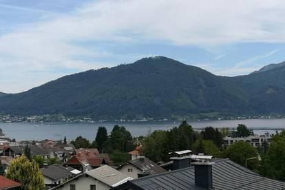 Diese Wohnung besticht mit Ihrem wunderbaren See und Gebirgsblick