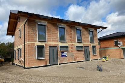 Nutzen Sie diese Gelegenheit! Schlüsselfertige Doppelhaushälfte in Pichl bei Wels zum TOP-Preis