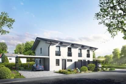 Super Gelegenheit! Wunderschöne Doppelhaushälften in Pich bei Wels - SCHLÜSSELFERTIG