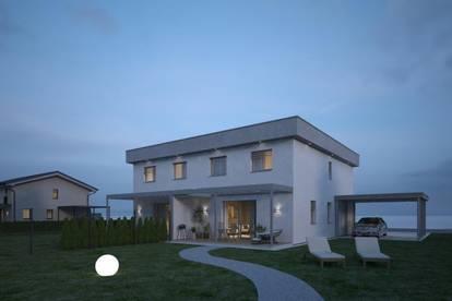 Schlüsselfertige Doppelhaushälften in Pichl bei Wels