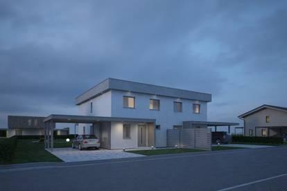 Nutzen Sie diese tolle Gelegenheit! Schlüsselfertige Doppelhaushälften in Pichl bei Wels zum TOP-Preis!