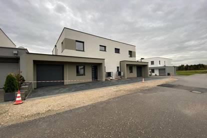 Schlüsselfertige Doppelhaushälfte in Wels-Puchberg
