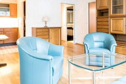 Bezugsfertige 2 Zi Wohnung mit Loggia am Froschberg