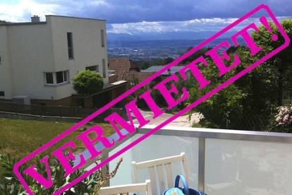 2 Zimmer-Wohnung mit Balkon im Grünen - VERMIETET