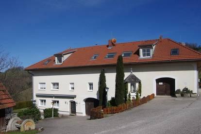 Bauernhof-Feeling: Wohnen / Arbeiten unter einem Dach