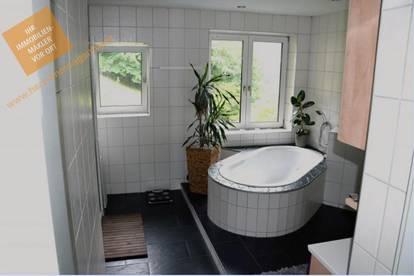 Altenberg bei Linz! Liebevolles Einfamilienhaus mit Garten am Balkon von Linz in romantische Alleinlage!