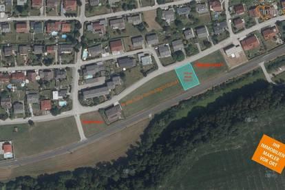 Grundstück für Ihr Traumhaus in Grieskirchen mit ca. 753m² in zentraler Lager zu verkaufen