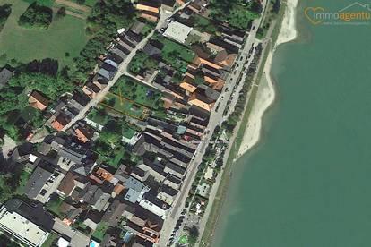 Baugrund direkt im Ferienparadies in Aschach an der Donau
