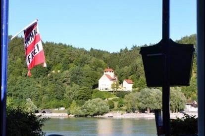 Neuverpachtung Traditioneller Gasthof mit 10 Fremdenzimmer an der Donaupromenade in Aschach a.d. Donau