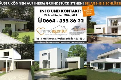 Premium Hanggrundstück mit Panoramablick in Neuhofen an der Krems!