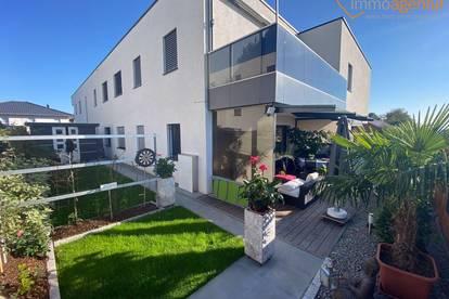 Barrierefreie, Exklusive3-Zimmer Wohnung mit Terrasse inkl. paradiesischen Gartenanteil in Schärding zu verkaufen