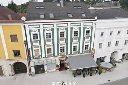 Anleger aufgepasst: Wohn- und Geschäftshaus in bester Lage!