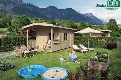 NEUE Gartensiedlung Moserfeldweg Innsbruck/Arzl