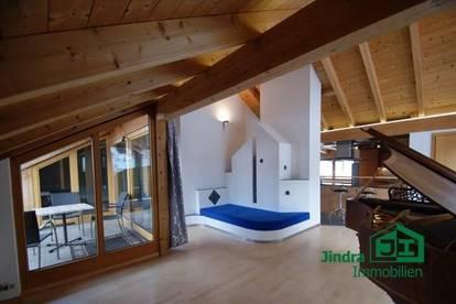 Sonnige-Dachgeschoßwohnung mit Terrasse in Axams