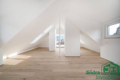 Sonnige 4-Zi-Dachgeschoßwohnung mit Lift in Höttinger Villenlage