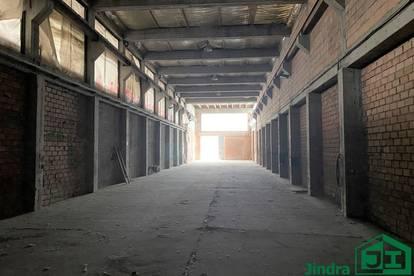 Halle B: Lagerhalle/Produktionshalle zu vermieten nahe Wattens