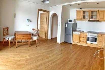 RESERVIERT!! Saalfelden gemütliche 2 Zimmer - Mietwohnung vollmöbliert TOP 2
