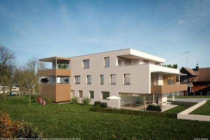 Attraktive, sehr schöne 3-Zimmer-Wohnung in Lustenau
