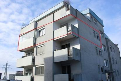 Sehr helle 3,5 Zimmer-Wohnung in Lauterach