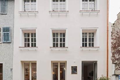 Stylishe 4,5-Zimmer-Altbauwohnung in zentraler Lage
