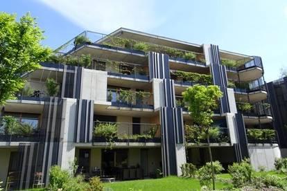 Attraktive, neue 4-Zimmer-Penthouse-Wohnung Top 16